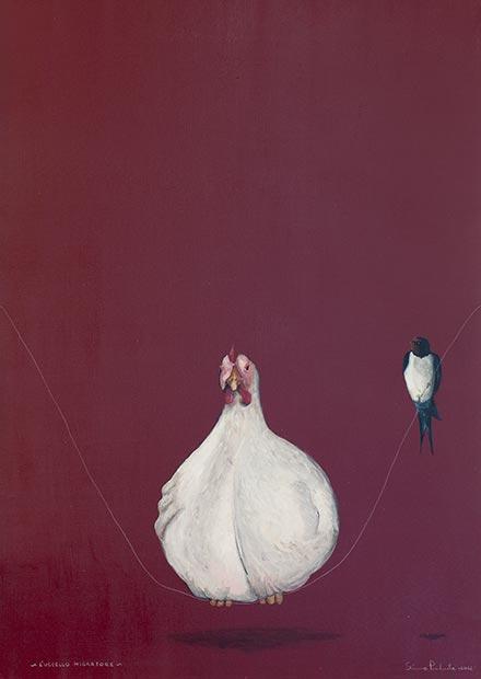 L'uccello migratore